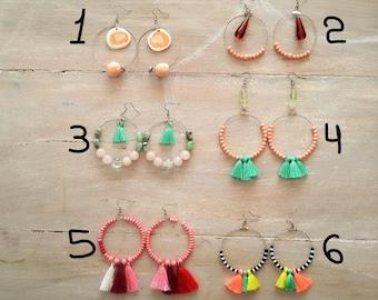 MILWAUKEE  Earrings