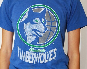 online retailer 3d27c 4510e Timberwolves | Etsy