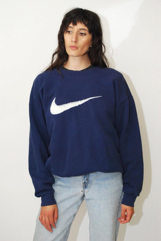 nike sweatshirt m