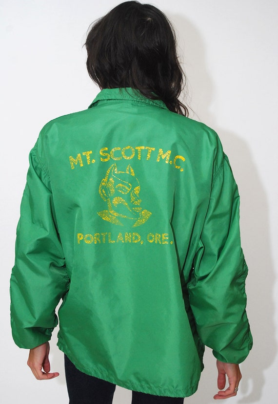50s Motorcycle Club Jacket (L) vintage russell sou