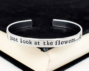 1878f7a74ce Just Look at the Flowers Bracelet