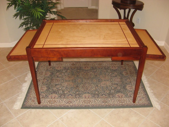 Jigsaw Puzzle Table With Additional Legroom Etsy