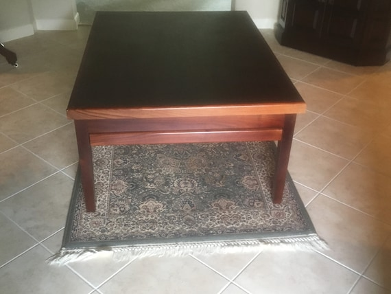 Jigsaw Puzzle Coffee Table With Optional Top Etsy