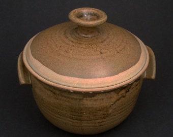 Lidded Serving Bowl
