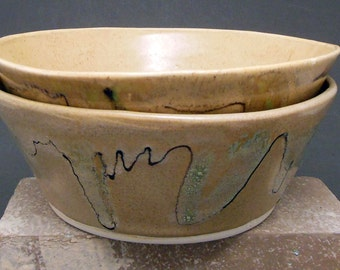 Two Bowl Set