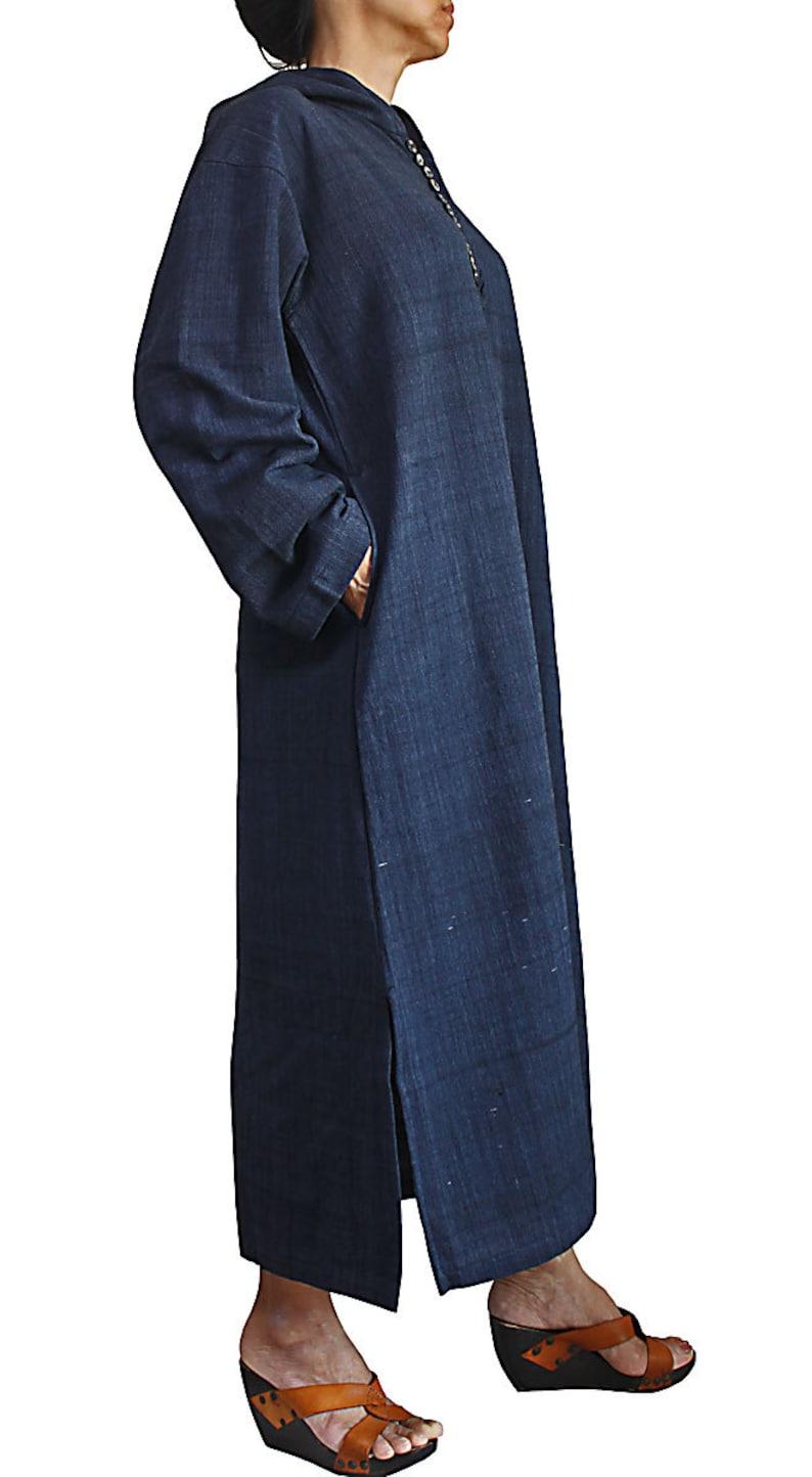 ChomThong Hand Woven Cotton Djellaba DFS-049-03