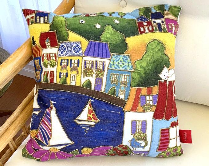 Cushion cover Velveteen