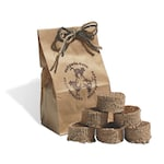 Kitty Pucks - Eco-friendly trendy non toxic cardboard organic catnip cat pet toys - unique great gift for pets under 10