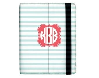 "Monogrammed Samsung Galaxy Pro Tab 8.4"" Pro Booklet Case, Personalized Case, Tablet Case, Protective Case, Custom Design"