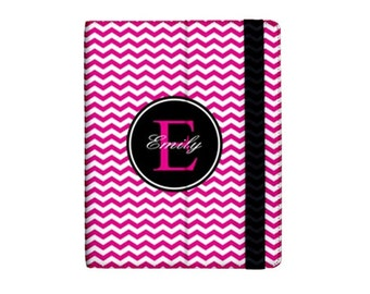 Monogrammed iPad 2 Booklet Case
