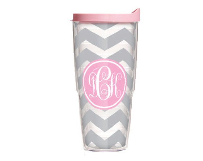 Personalized 24 oz. Tervis Tumbler  - Mix and Match Design