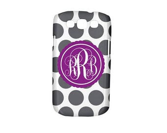 Personalized Samsung Galaxy S3 Phone Case