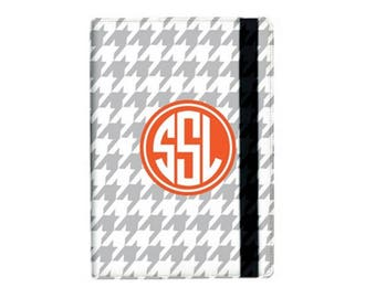 Monogrammed iPad Air Booklet Case
