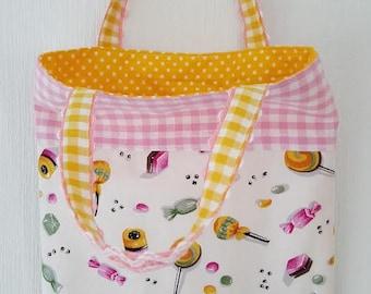 Bag Candy, baby bag, tote bag for kids