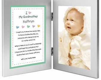 Godmother Personalized Gift For