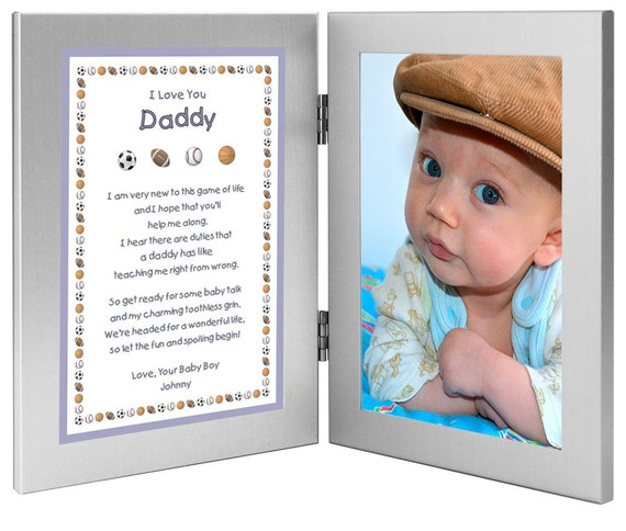 New Dad Personalized Birthday Or Christmas Gift Daddy