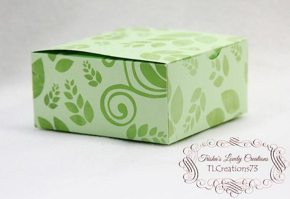 Diy Box Gift Box Paper Box Box Template Printable Gift Box Large Square Box