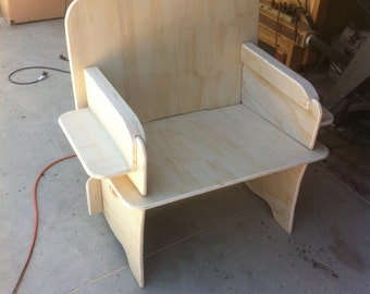 Shelf Arms for Sawdust Chairs (Pair)