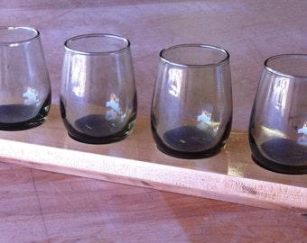 Beer Flight, Whiskey Flight, Candle Flight