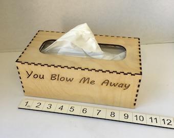 Tissue Box Cover (Kleenex 144 and 45)