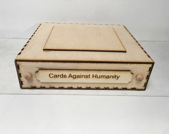 Modular Game Storage - Cards Against Humanity