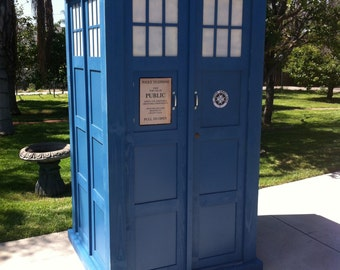 Police Public Call Box Full size replica