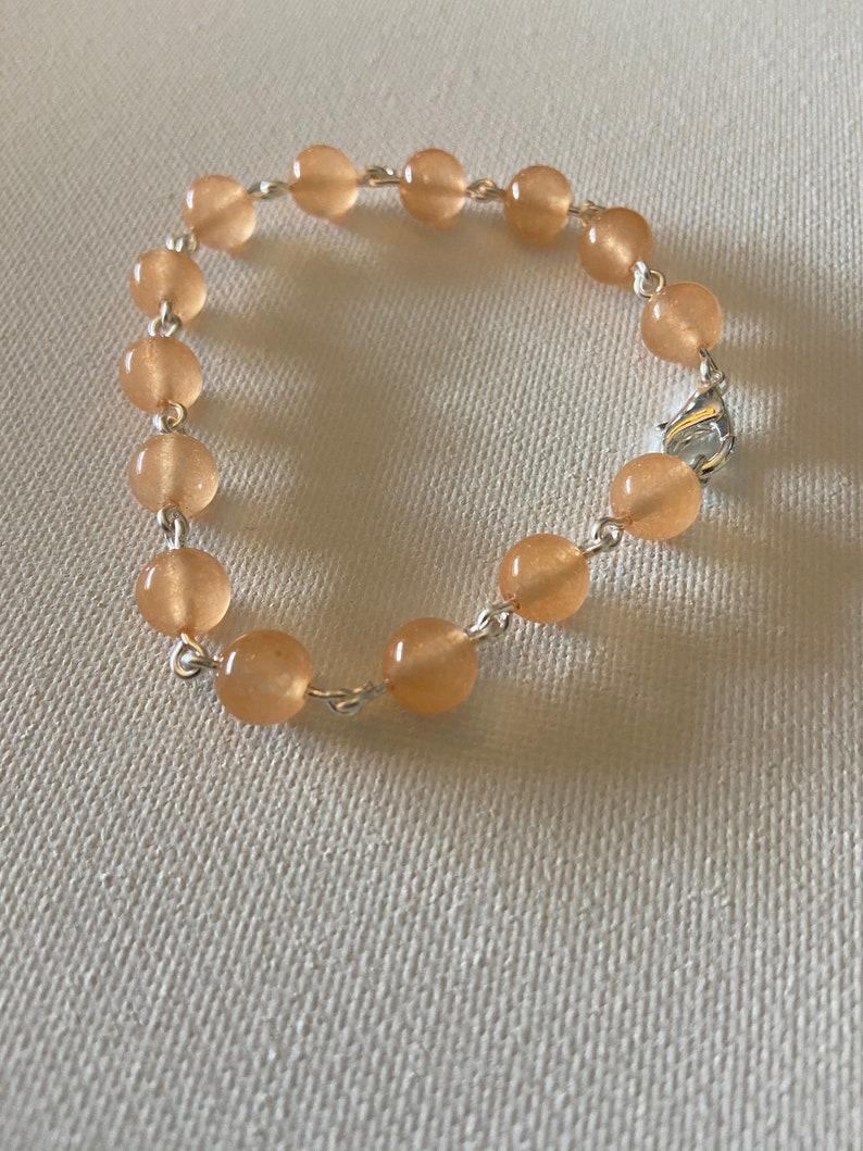 Orange Bracelet For Jaime image 0