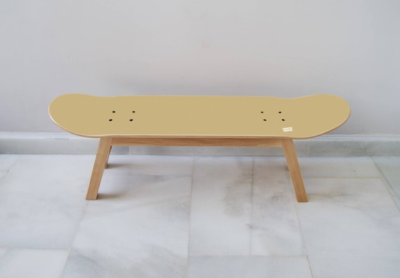 & Skateboard furniture skate chair skateboard bench Skater