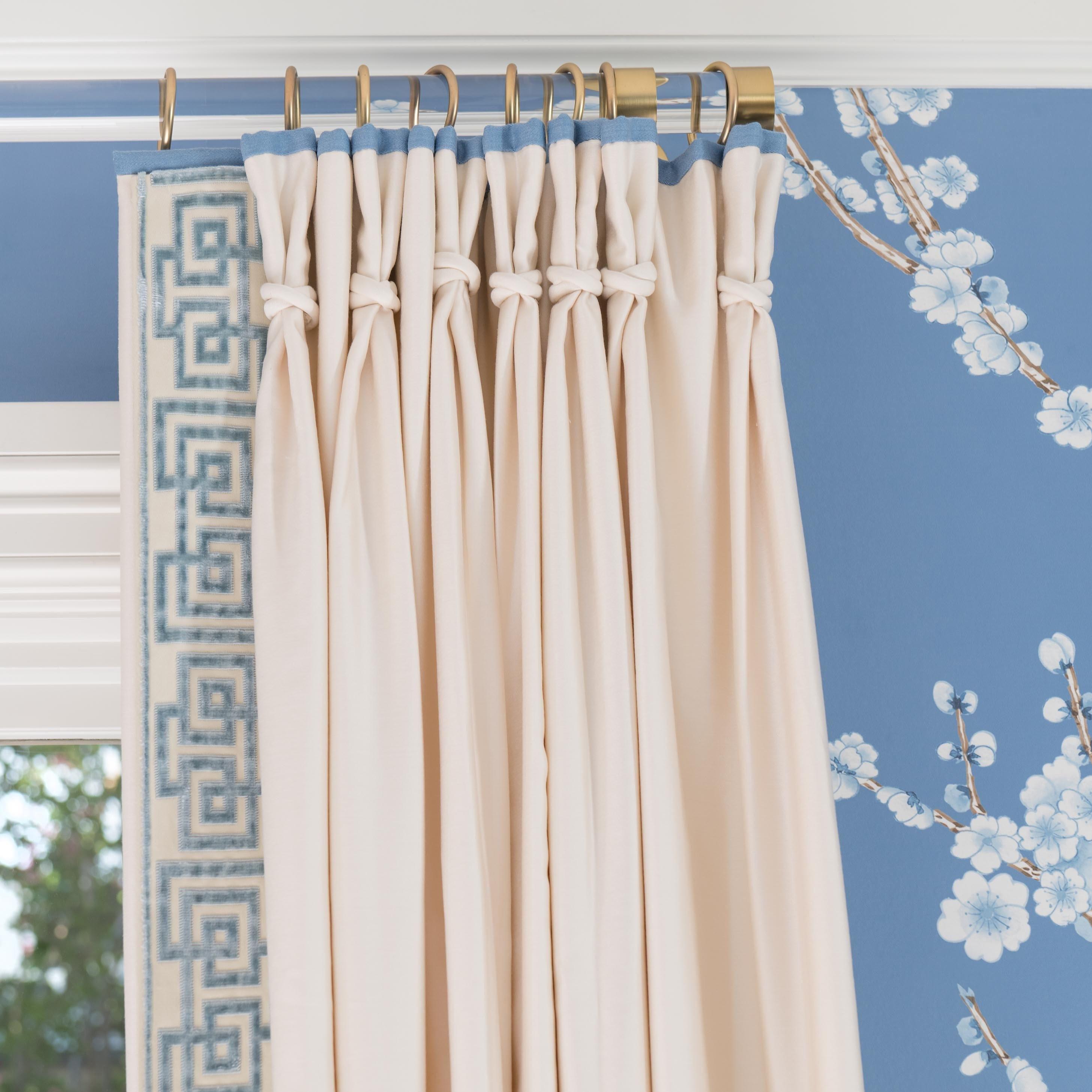 Custom Lucite Curtain Rod W Brackets 1 5 Dia 35 114 Polished Brass Satin Brass Nickel