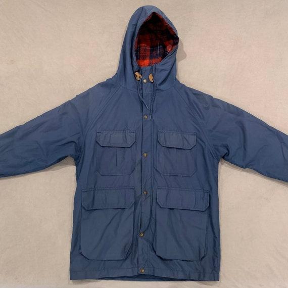 vintage jacket / 80s vintage 60/40 mountain parka