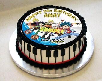 Beyblade cake   Etsy