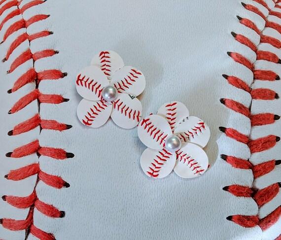0d492232b6c5b Baseball Flip Flop and Hair Clip