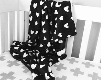 Sweetheart Minky Lovie Blanket