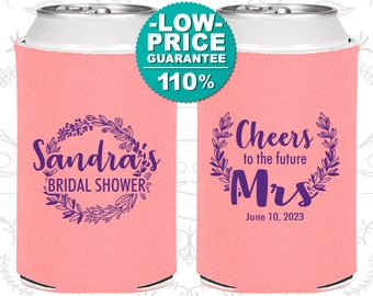 Bachelorette Party Favors Can Huggers Bachelorette Coozies Bridesmaid Gift Idea Bridal Shower Favors Can Coolers Bachelorette Bride Tribe 1A