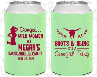 Boots and Bling, Unique Bachelorette Gift, It's a cowgirl thing, Country Bachelorette Party Favors, Bachelorette Favors (60023)