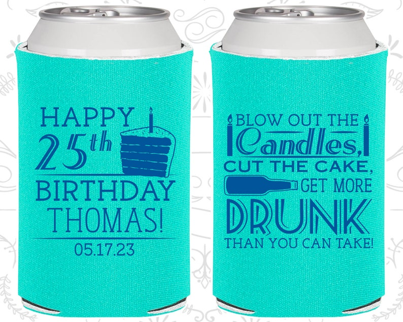 25th Birthday Ideas 25th Birthday Party Favors Birthday Party Items Birthday Party Favors For Adults Birthday Party Ideas 20091