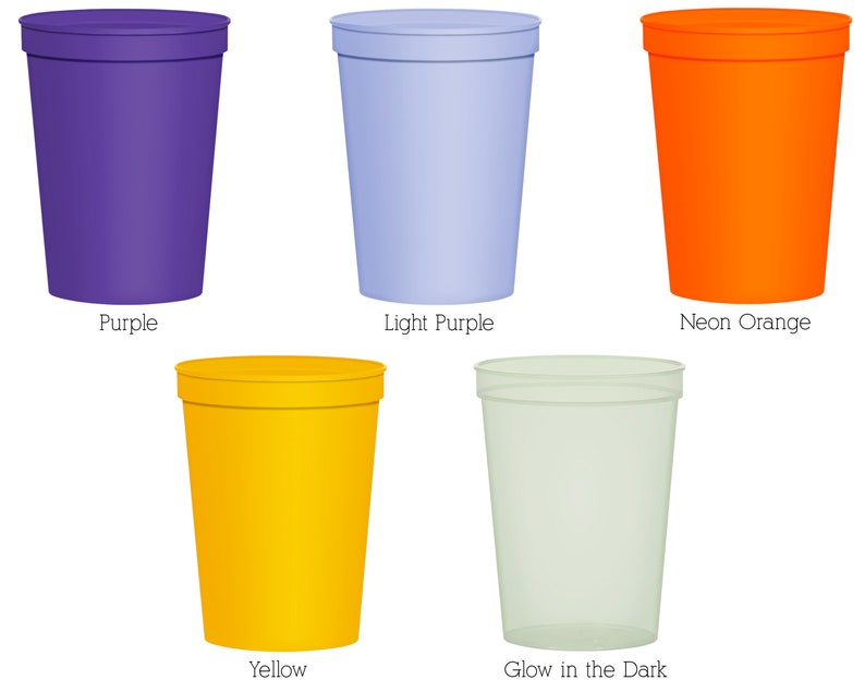 Wedding Cups Party Cups 213 Personalized Cups Stadium Cups Wedding Cup Personalized Plastic Cups Plastic Cups