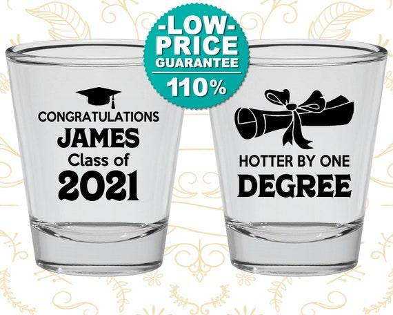 Graduation Favors Graduation Shot Glasses 130027 Graduation Party Decorations Congrats Grad Graduation Party Ideas Grad Shot Glass