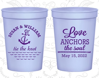 Lilac Stadium Cups, Lilac Cups, Lilac Party Cups, Lilac Wedding Cups (98)