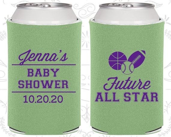 0dbeabd37324c Future All Star, Baby Shower Decorations, Football Baby Shower, Baby ...