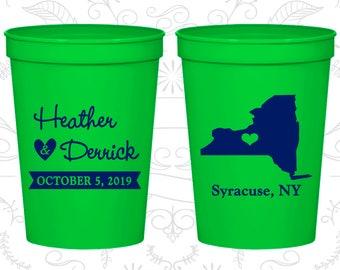 New York Wedding Cups, New York Stadium Cups, New York Plastic Cups, New York Cups, New York Party Cups (131)
