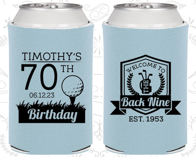 70th Birthday Ideas Party Favors
