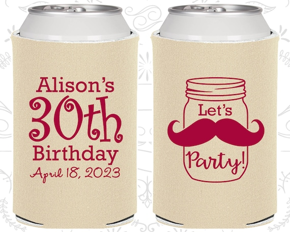 30th Birthday Ideas Party Favors Items For Adults 20282