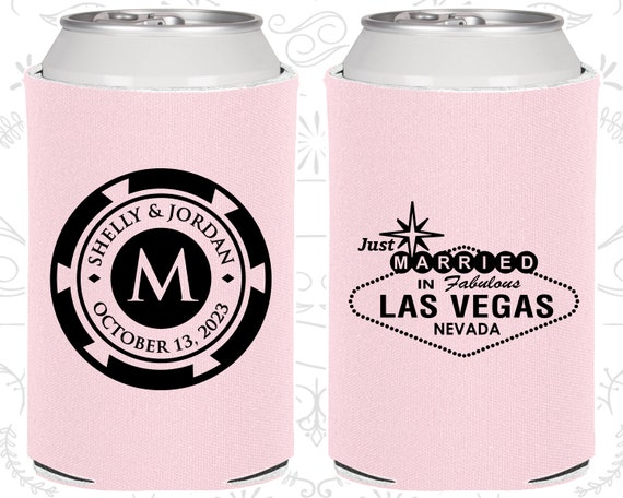 Vegas Wedding Favors Wedding Giveaways Just Married Gifts