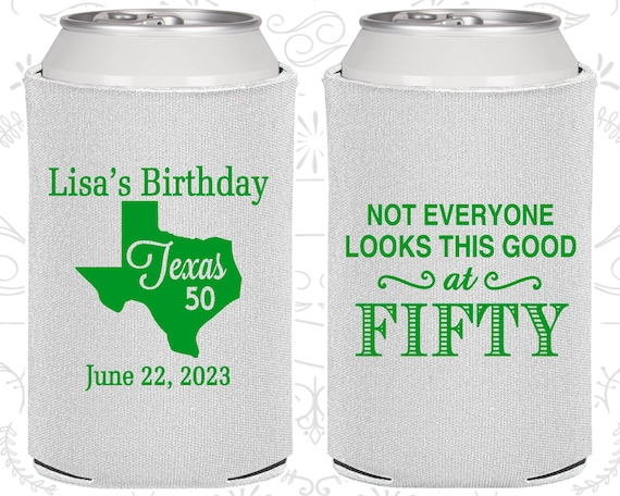 50th Birthday 50th Birthday Favors Adult Birthday Party Gifts Not Everyone Looks This Good At 50 Birthday Party Favors 20051 By My Wedding Store Catch My Party