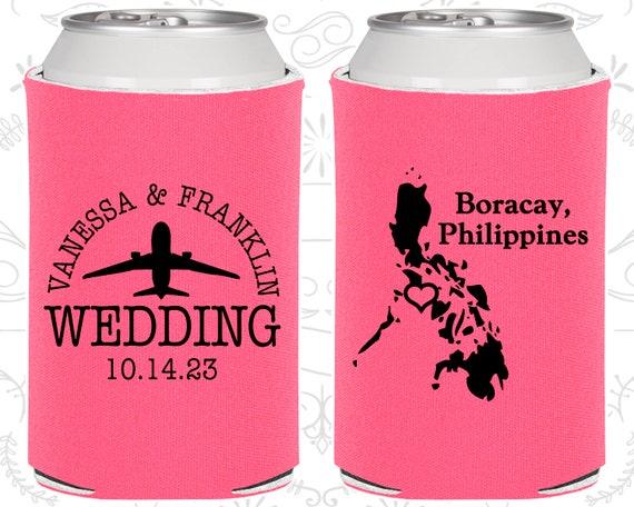 Philippines Wedding Favors Coolies Destination Wedding Gift