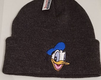 Donald Duck Hat Etsy