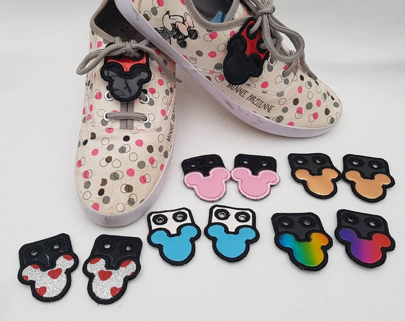 Disney Inspired ShoeTrainer charms
