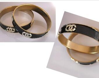 Brand inspired bangle