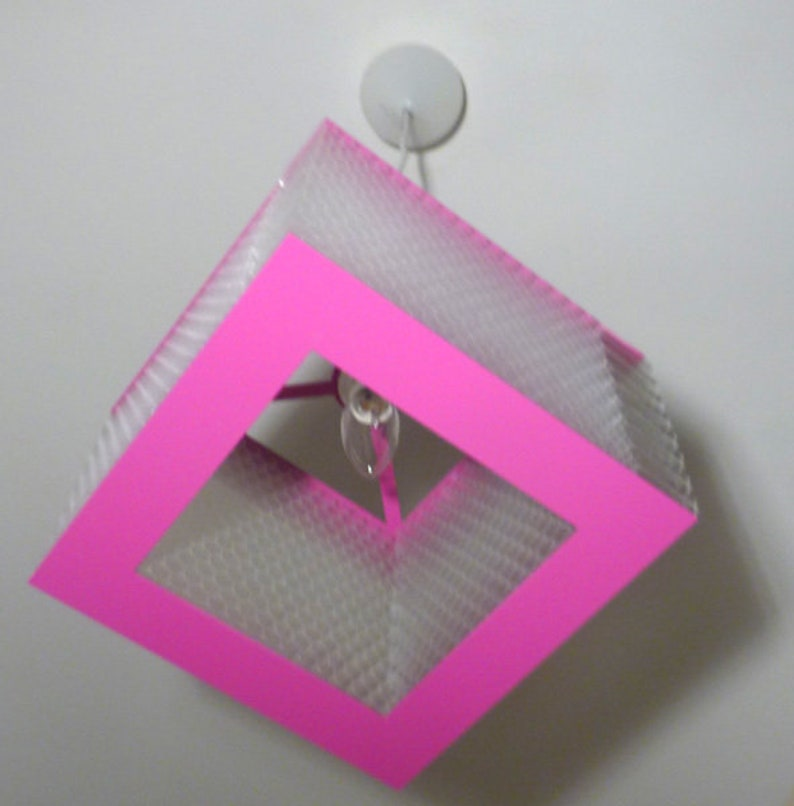 Hanging lamp pinky small